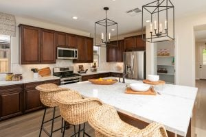 New homes in San Luis Obispo at Righetti reflect modern lifestyles.