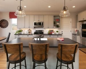 Gorgeous chef's kitchens are just one of the coveted features of these San Luis Obispo homes.
