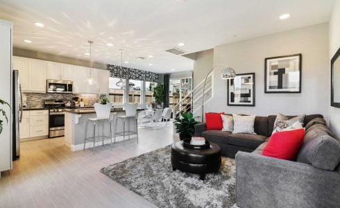 Open floorplans are key for today's buyers and they're one of the many reasons The Gardens' new homes in Santa Maria are so popular.