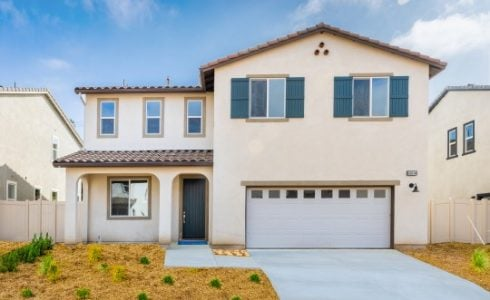 Striking exteriors and open floorplans are enticing homebuyers to Solana.
