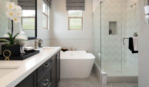 Master Bath Paseos Plan 2