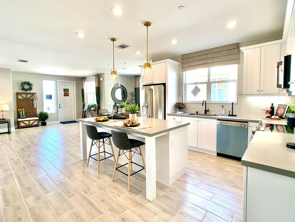 iron and oak williams homes righettifarmhouse kitchen