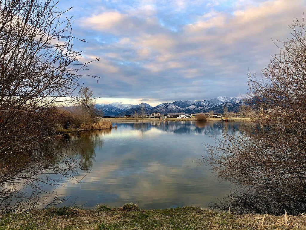 Dino Park Gallatin County Regional Park with Williams Homes