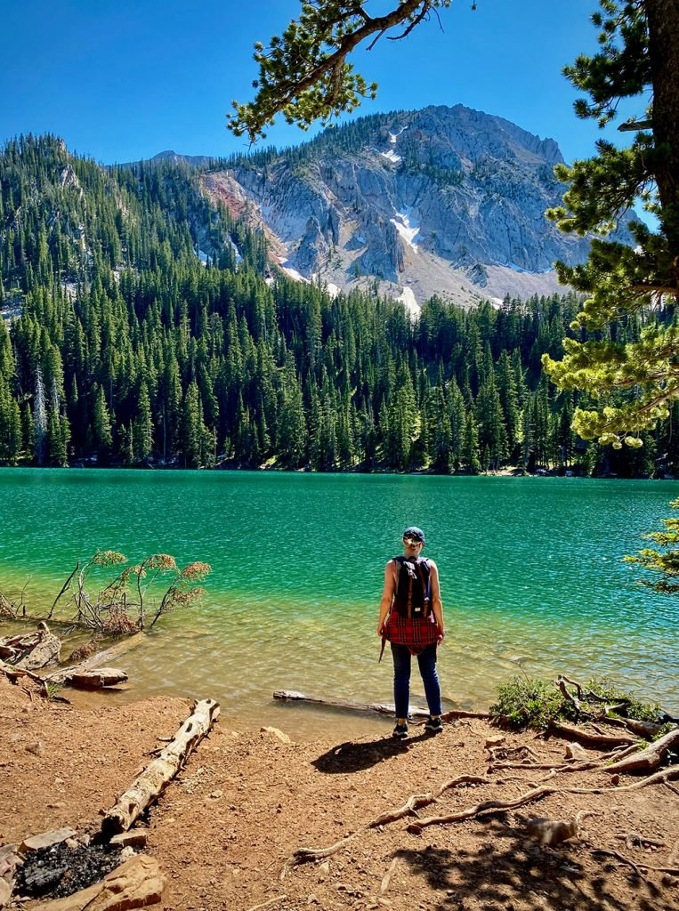 Fairy Lake in Bozeman, MT with Allyson Connelly of Williams HOmes